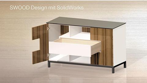 SWOOD Design - Giải pháp cho ngành gỗ trong  SOLIDWORKS