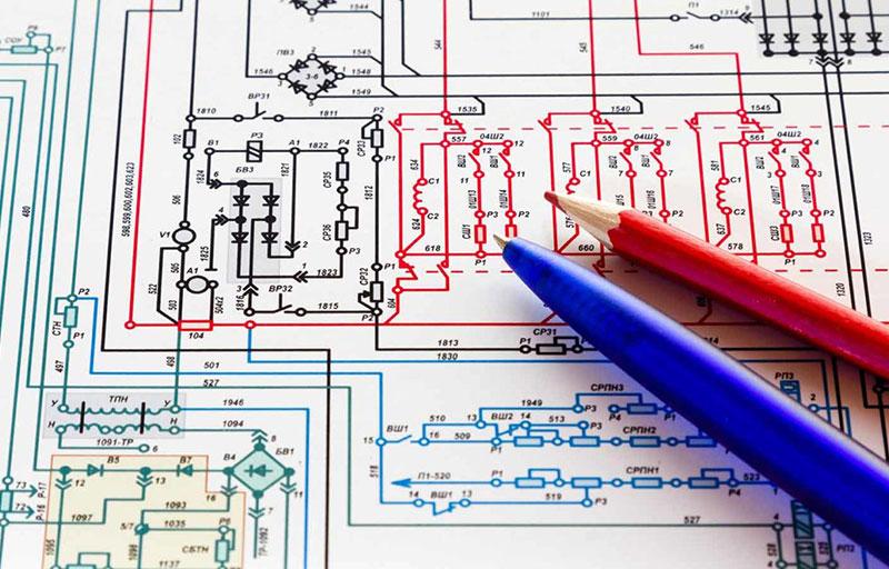 SOLIDWORKS Electrical Schematics