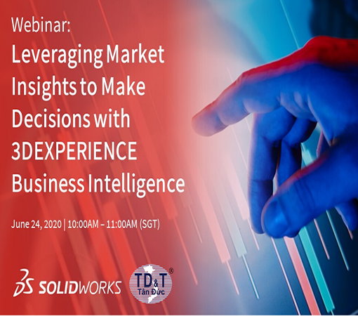 Leveraging Market Insights to Make Decisions with 3DEXPERIENCE Business Intelligence