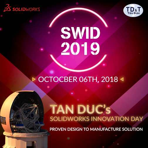 SolidWorks Innovation Day 2019